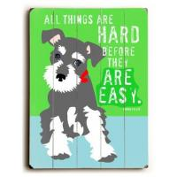 China Motivational All things are hard wholesale