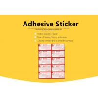 Buy cheap Custom Printing Waterproof Shipping Mark Adhesive Label Sticker Manufacturer from wholesalers