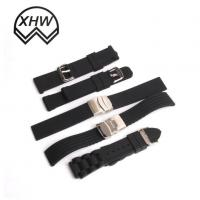 China best rubber watch strap Natural Rubber Watch Strap wholesale