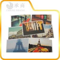 China customized paper view postcard at factory price wholesale