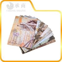 China customized paper view postcard wholesale
