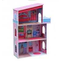 China Happyfamilywoodendollhouse wholesale