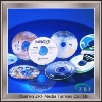 China Professional Good Quality DVD Printing,DVD Offset Pressing With Printing and Packing Service wholesale