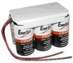 Buy cheap 0800-0115 Battery 12V 5.0Ah Enersys - Cyclon - Hawker from wholesalers