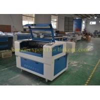 China Industrial Laser Fabric Cutting Machine With Taiwan Hiwin Liner Guide LXJ9060 on sale