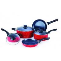 China 8Pcs Aluminum Nonstick Cookware set BPS108 wholesale