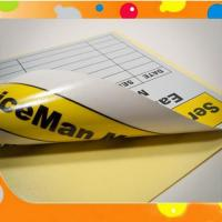 China Double-sided Car Sticker wholesale