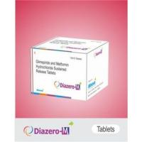 China Cardia - Diabetic DIAZERO-M Tablet wholesale
