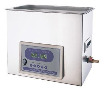 5L Powerful Silent Dental ultrasonic cleaner SU304 stainless steel CE certificate