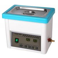 China Powerful Digital display Dental ultrasonic cleaner 5 litre CE certificate wholesale