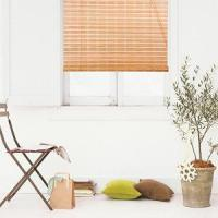 """China Bamboo Roll Up Window Blind Sun Shade W48"""" x H84"""" wholesale"""
