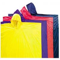 Reusable Yellow Raincoat Poncho For Rain Clothes For Work