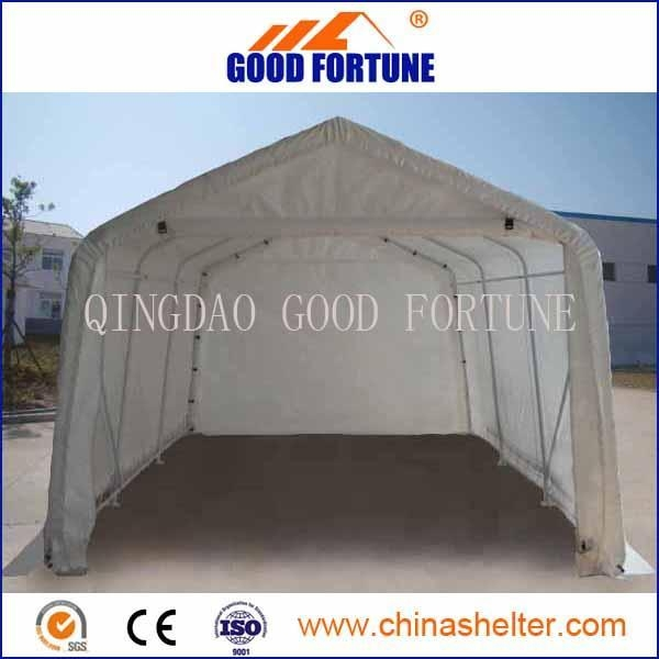 Steel Frame Warehouse Tent Images