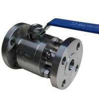 China 2PC Forged Steel Ball Valve(TrunnionFloating) on sale