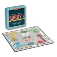 China Sorry! Nostalgia Tin Game Past Projects wholesale