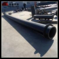 China Abrasion Resistant Mine Tailings Pipe wholesale