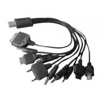 China 10 in1 universal USB travel charger on sale