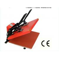 Buy cheap New design hot sale manual sublimation heat transfer press from wholesalers