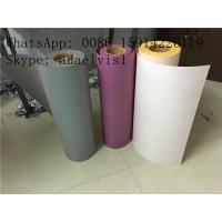 China JY White PVC Heat Transfer Material Transfer Film for Press-on Letters wholesale