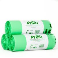 China 140L-240L Compostable wheeled bin liner on sale