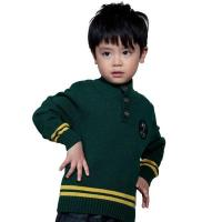 China Experienced kids clothing manufacturer boys sweater on sale