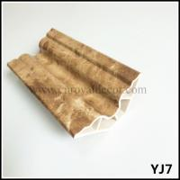 China PVC Inner Corner Profile With Marble Design wholesale