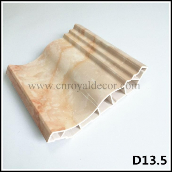 Quality PVC Hollow Cornice for sale