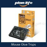 Plastic Glue Box Catch Jumbo Mouse Glue Trap