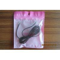 China Anti Static Poly Moisture Barrier Bags , Anti Humidity Esd Plastic Bags With Zippers wholesale
