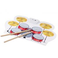 China Roll Up Drum Kit MD1008 wholesale