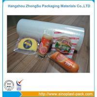 China Food Grade Plastic Film Packaging for Tomato Pulp of KFC wholesale