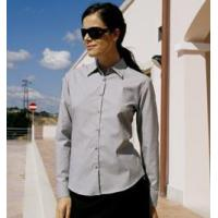 China Uneek Ladies Pinpoint Oxford Shirt (long sleeve) on sale