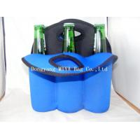 China Neoprene 6 pack beer bottle holder wholesale