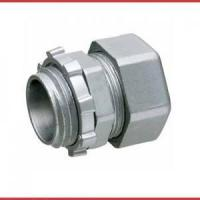China American Standard EMT Conduit Pipe Fitting Rigid Clamp Backs Malleable Iron on sale