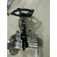 China Small in Size Forged Steel Gate Valve wholesale