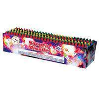 China 25s Wolf Pack Missiles Fireworks Missile Fireworks Assortment wholesale