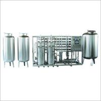 China Purified Water Production Line wholesale