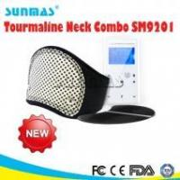 Infrared heating therapy tens Tourmaline Neck Combo SM9201
