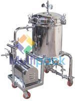 China Horizontal Plate Type Filter Press Preview on sale