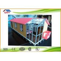 kit home with modern design