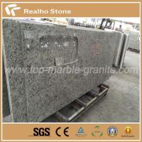 China Good Quality Of White Rose Prefabricated Granite Countertops on sale
