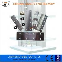 China Fish Plates for Elevator Guide Rail on sale