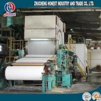 China Factory directly supply small toilet paper making machine wholesale