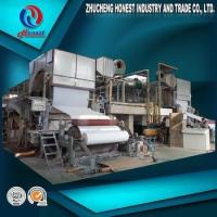 China High quality small toilet paper making machine price wholesale