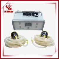 Powered long pipe air supply respirator