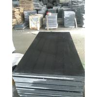 China Cheap Black Material Dyed Black Granite Polished Stone Tile for Floor Black Granite Block Stone wholesale