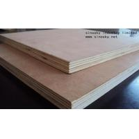 China supply commercial plywood from china on sale