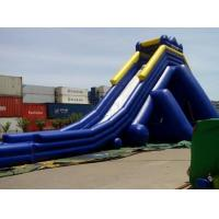 China Inflatable Super Yacht Water Slide wholesale