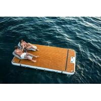 China Inflatable Docks PVC Platform for Leisure or Maintance Use wholesale