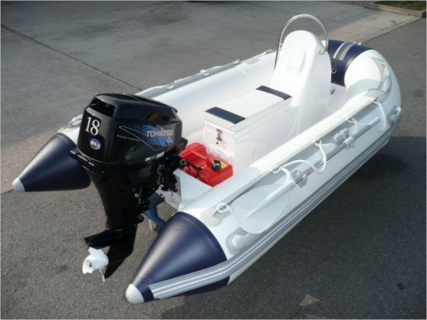 Quality Small Dinghy Rigid Inflatable Boats for sale